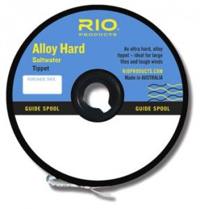 ALLOY HARD TIPPET