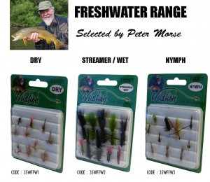 WILDFISH FRESHWATER FLY PACKS