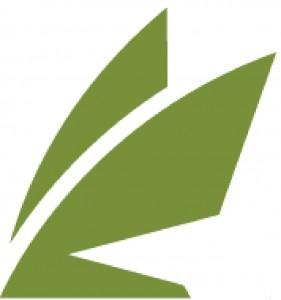 sage. logo green