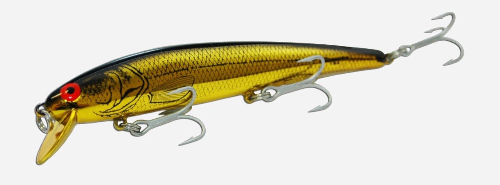 jm gillies about bomber lures