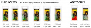 tass - lure inserts and access