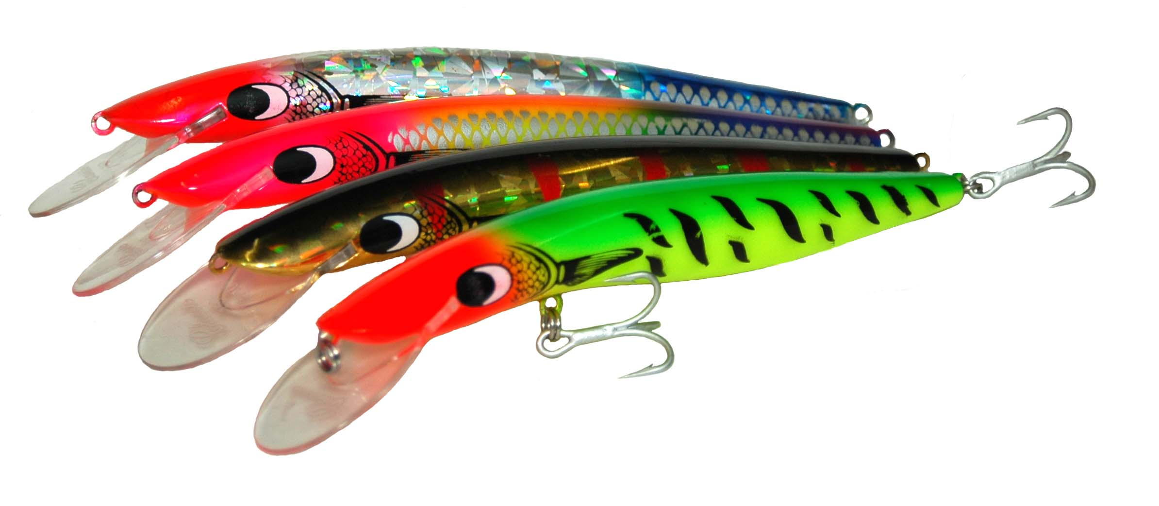 Jm gillies about classic lures for Pictures of fishing lures