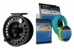 REEL AND LINES 8WT