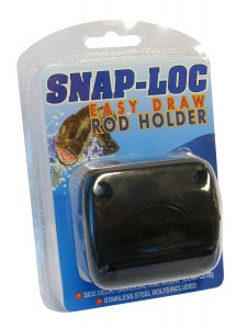 Snap loc side deck rail mount