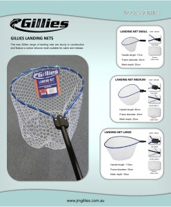 GILLIES NETS