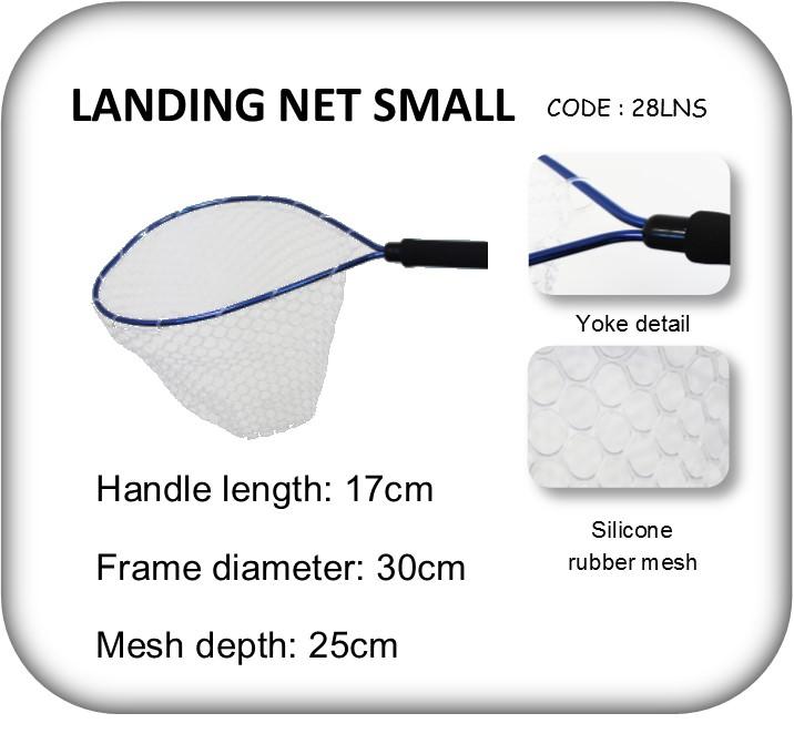 Jm Gillies Gillies Landing Nets