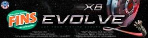 Evolve banner strip