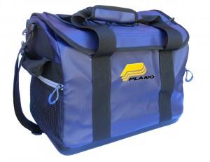 blue - pvc bag