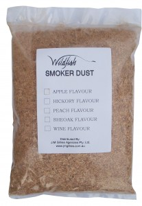 smoker dust